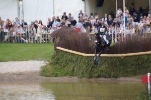 Badminton Horse Trials, XC